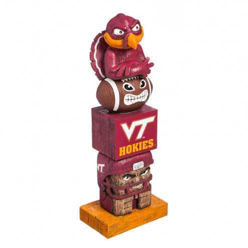 Virginia Tech Hokies Tiki Totem