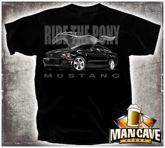 2009 Mustang T-shirt