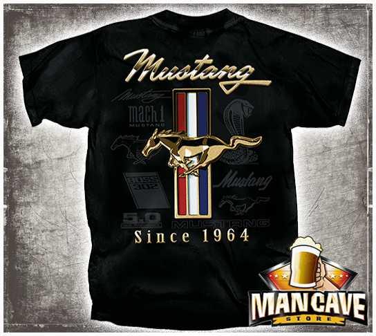 1964 Mustang Emblem T-shirt