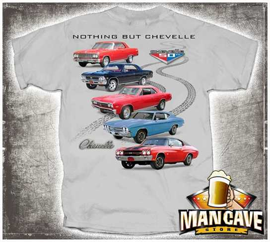 65-70 Chevelle Collection T-shirt